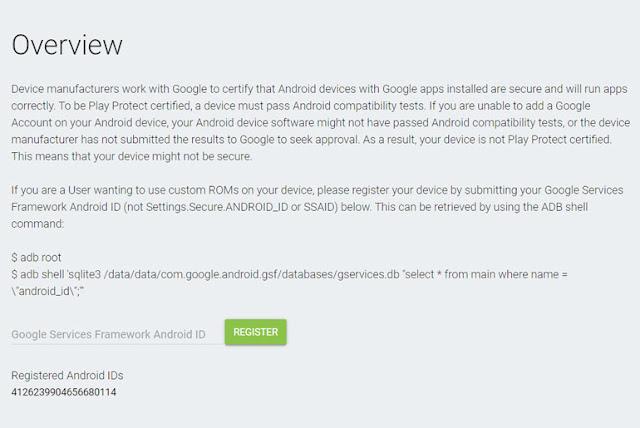 ماذا يعني جهاز اندرويد غير معتمد من جوجل وكيفية حل المشكلة