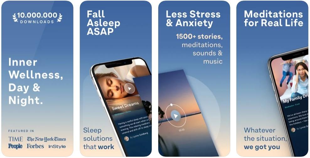 Breethe: Meditation & Sleep- Breathe Calm & Mindfulness