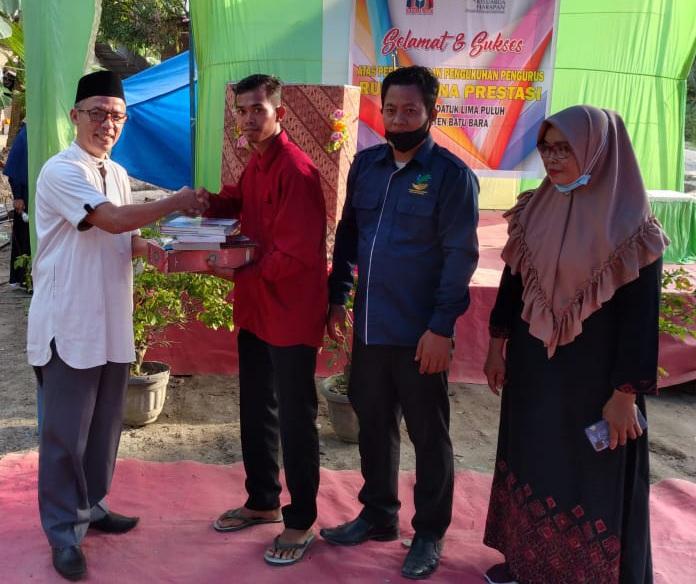 Bupati Zahir Resmikan Rumah Bina Prestasi Inisiasi Pendamping PKH di Batu Bara