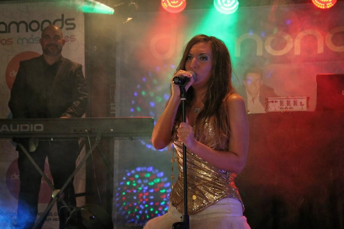 Rebeca moscardo, la voz telecinco