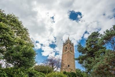 Cabot Tower Bristol