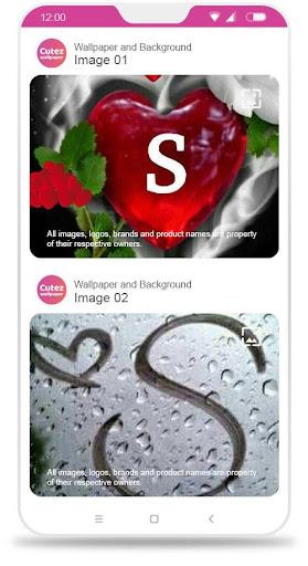 S Letter Wallpaper Apps On Google Play