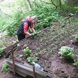 Прополоть школку для растений - дело нелегкое и почетное.