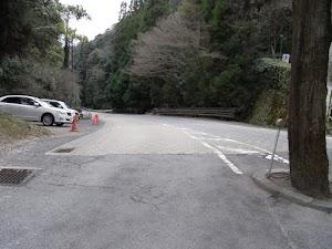 松尾寺直前の急坂