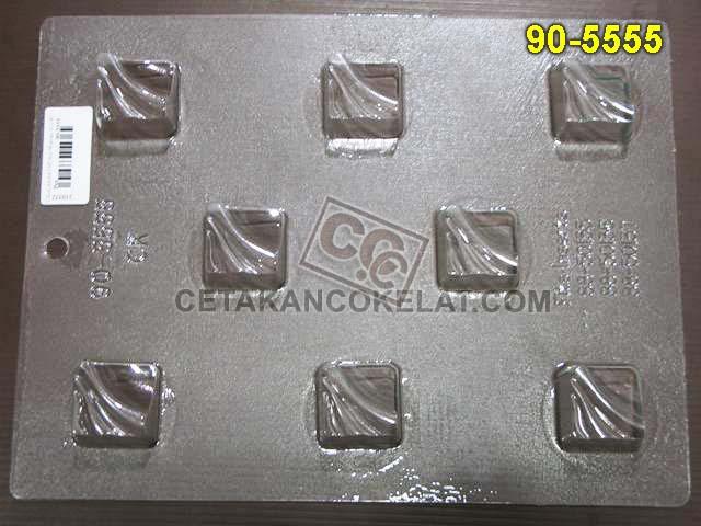 Cetakan Coklat 90-5555