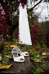 Foto 0057. Marcadores: 13/06/2009, Casamento Flavia e Daniel, Sapato, Teresopolis, Via Mia Sapatos