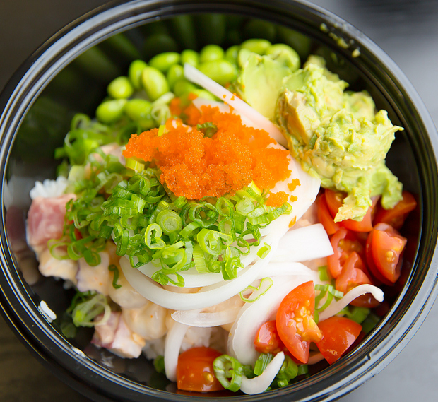 photo of In Love with Koko poke bowl