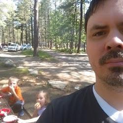 Camping Near Mogollon Rim