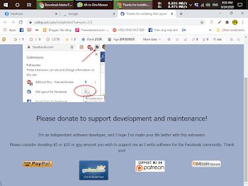 Donate service International