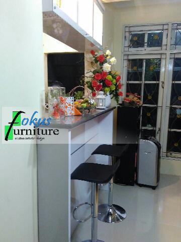 meja bar dapur murah permeter kota wisata