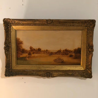 C. F. Buckley Signed Landscape Painting