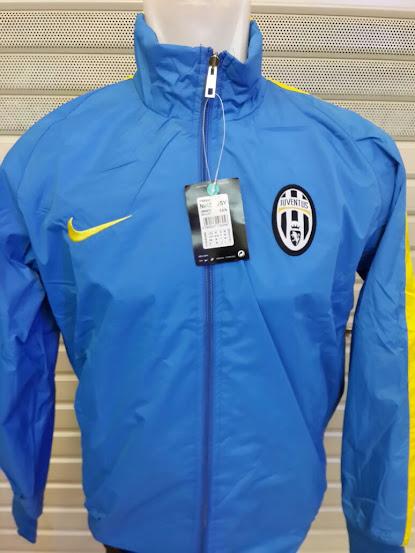 Jual Jaket Parasut Juventus Biru 2014-2015