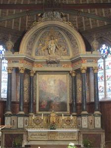 Bellême maître-autel