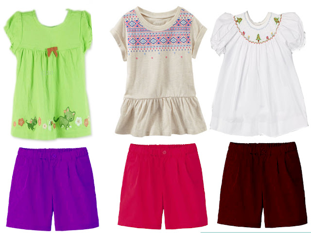 Kids Girls Pant, Shirt Set