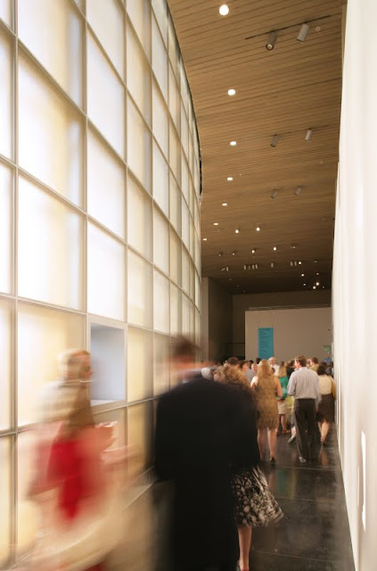 Opening Gala at the Lightcather, designed by Architect Jim Olson / Credit: Whatcom Museum