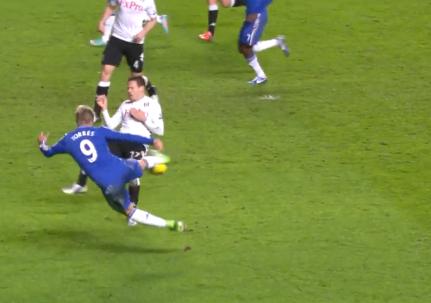 Torres, Chelsea - Fulham