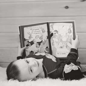 Story Time by Christy Kennedy - Babies & Children Children Candids