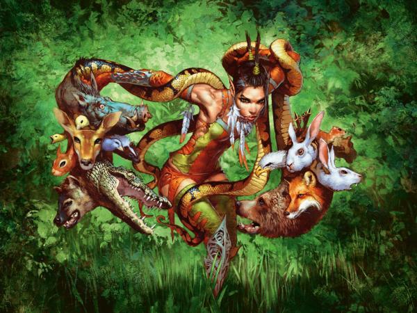 Arcane Maiden Of Heaven, Beautiful Magic Girls 3