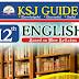 12 TH STD ENGLISH.. QUIDE KSJ PUBLICATIONS..