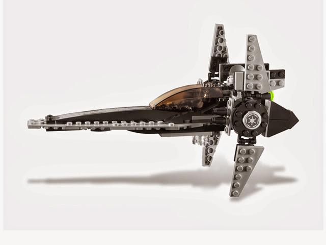 7915 レゴ インペリアル Vウィング スターファイター