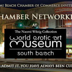 Chamber Networker at WEAM