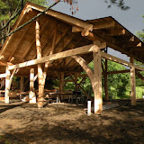 Twin Pond Retreat Center Timber Frame