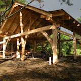 Twin Pond Retreat Center Timber Frame