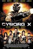 Chiến Binh Cyborg 18+ - Cyborg X 18+