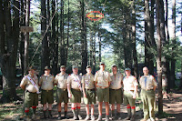 Really old scouts