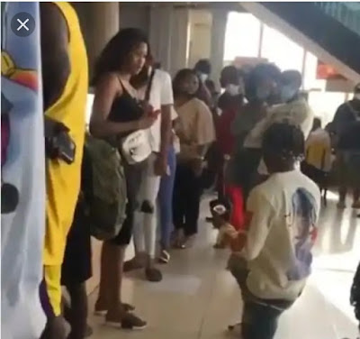 Lady Publicly Rejects Boyfriends Proposal for using his manhood for Rituals.