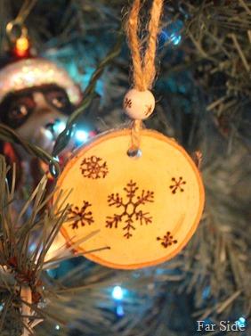 New ornament fron Jolynn