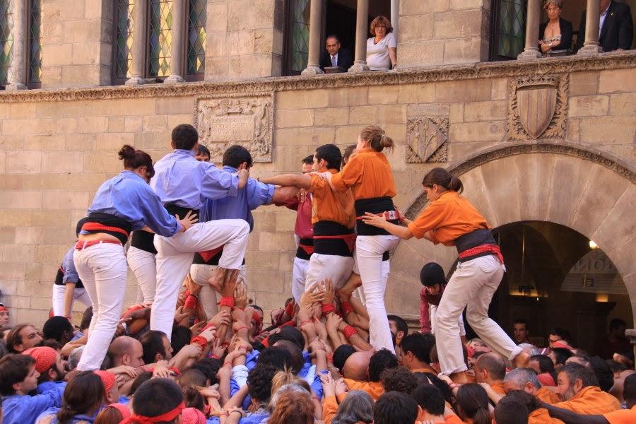 XII Trobada de Colles de lEix, Lleida 19-09-10 - 20100919_182_4d7_germanor_Colles_Eix_Actuacio.jpg