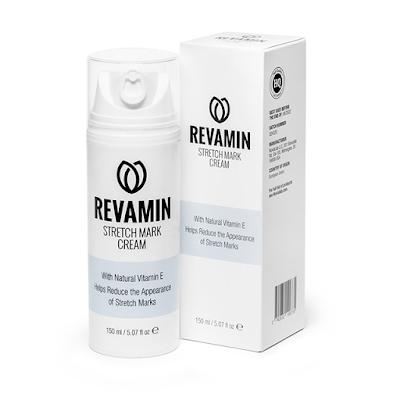 Revamin Stretch Mark هو كريم متطور يساعد في تقليل ظهور علامات التمدد.