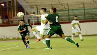 JO-2016/Football (match amical) : l'Algérie s'impose face à l'Irak 2-0