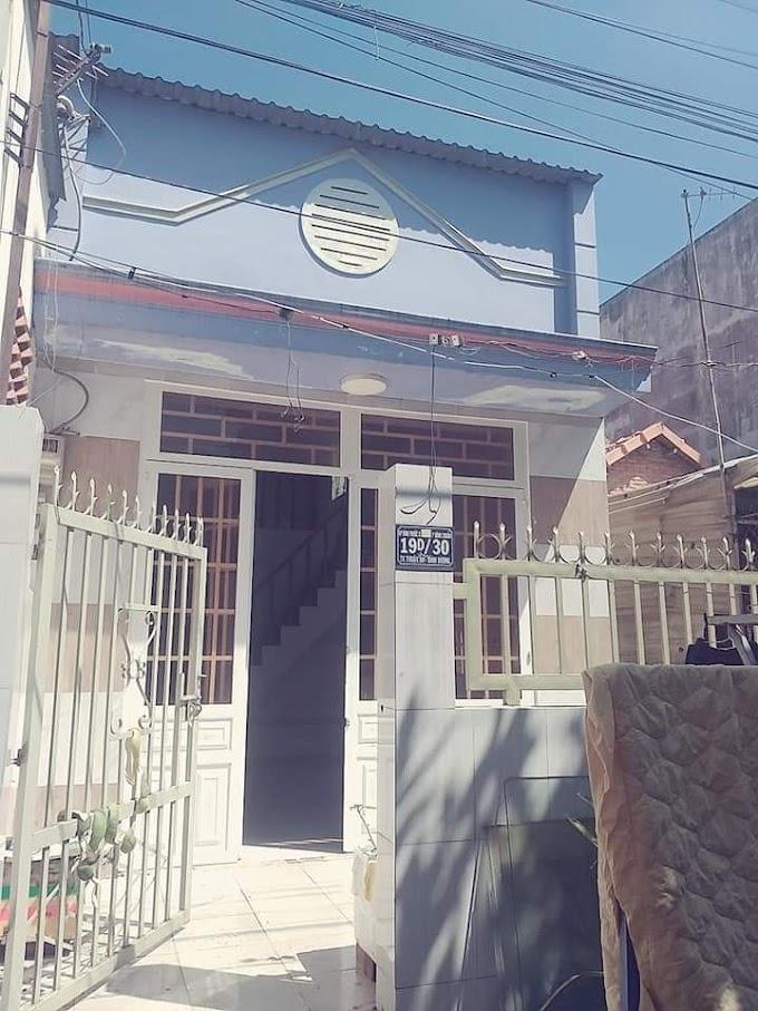 Cần bán căn nhà diện tích khủng ở Bình Chuẩn, Thuận An, Bình Dương
