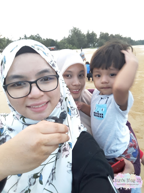 Family Day KBBA9 di Legend Cherating Beach Resort - Day 2