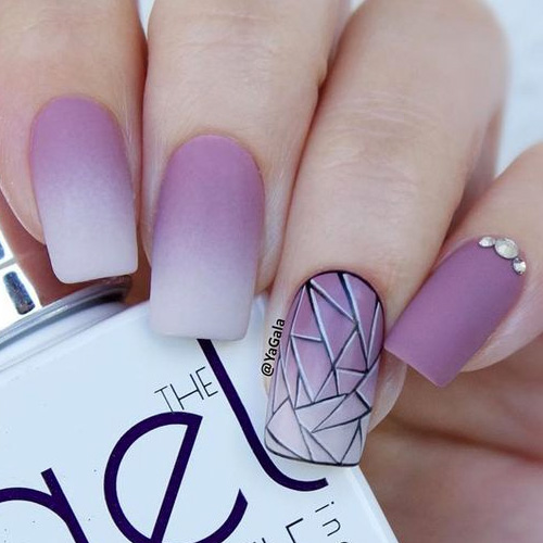 Best Ombre Nails For Fall 30 Fall Ombre Nails For 2019 Styles Art