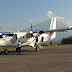 A Nepal Airlines flight carrying three people to Suketar returned to Kathmandu empty-handed