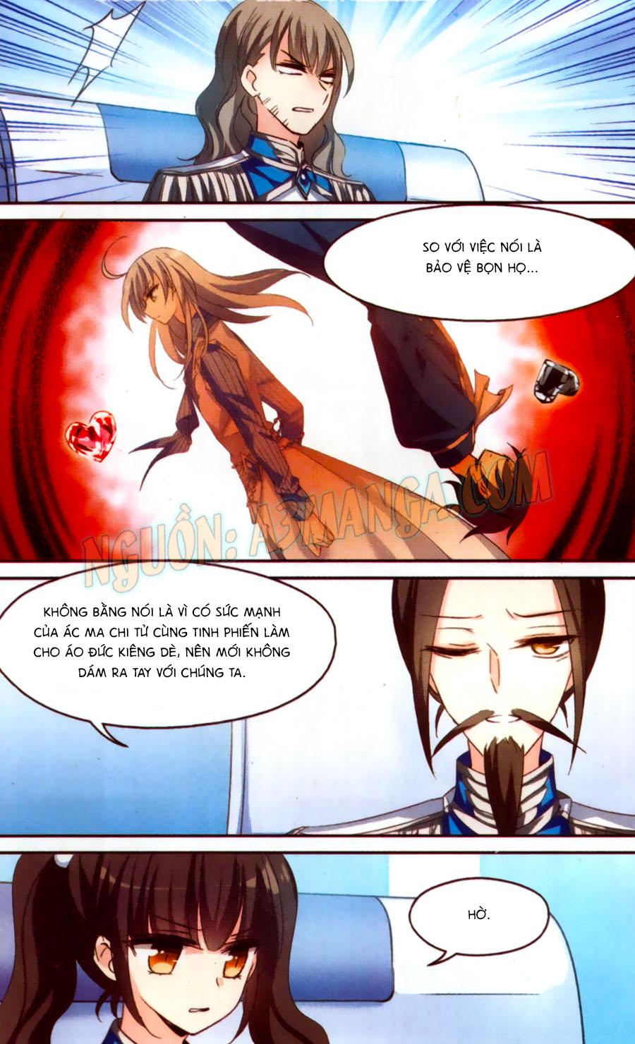 Xuyên Duyệt Tây Nguyên 3000 chap 182 - Trang 9