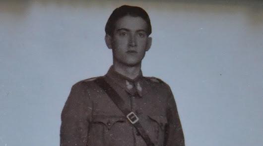 Francisco González Beltrán padre, asesinado en el Llano de Rueda.