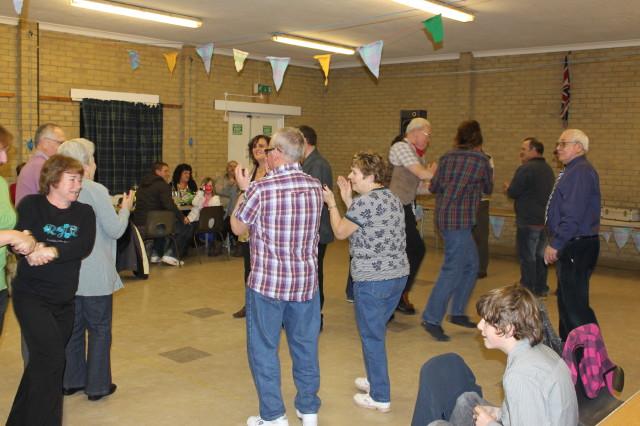 Barn Dance - January 2011
