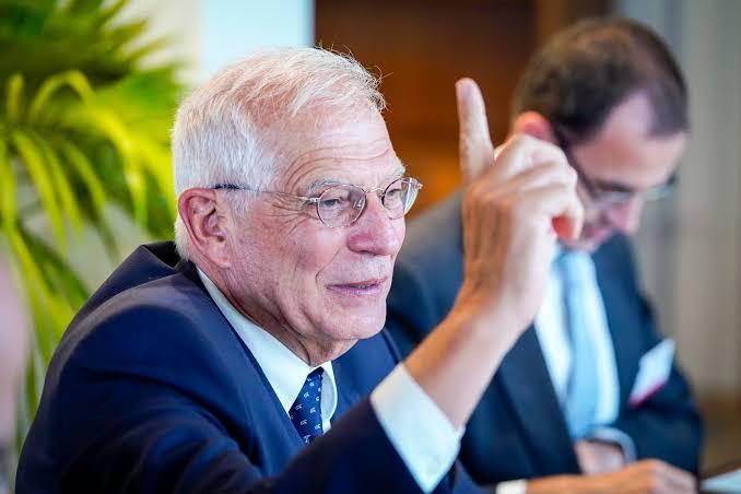 Borrell rechaza las declaraciones de Rabat y reafirma por cuarta vez que la UE considera al Sáhara Occidental un territorio separado y diferente al de Marruecos.