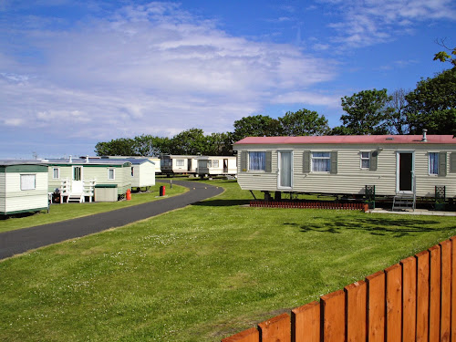 Sandend Holiday Park at Sandend Holiday Park
