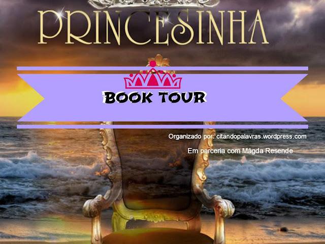 BOOKTOUR #07 - LIVRO A PRINCESINHA