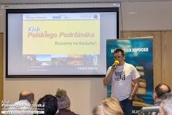 Maciej Marczewski na spotkaniu w Sopocie