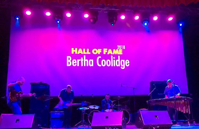 Bertha Coolidge Fort Worth Music Hall of Fame