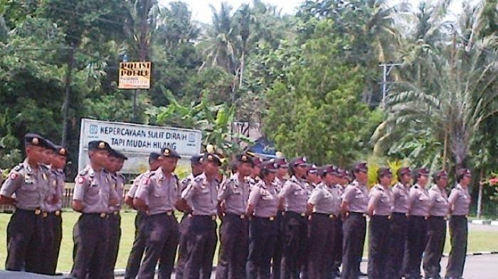 38 Polisi Berpangkat Brigadir Dua Ikuti Orientasi di Polres HSS