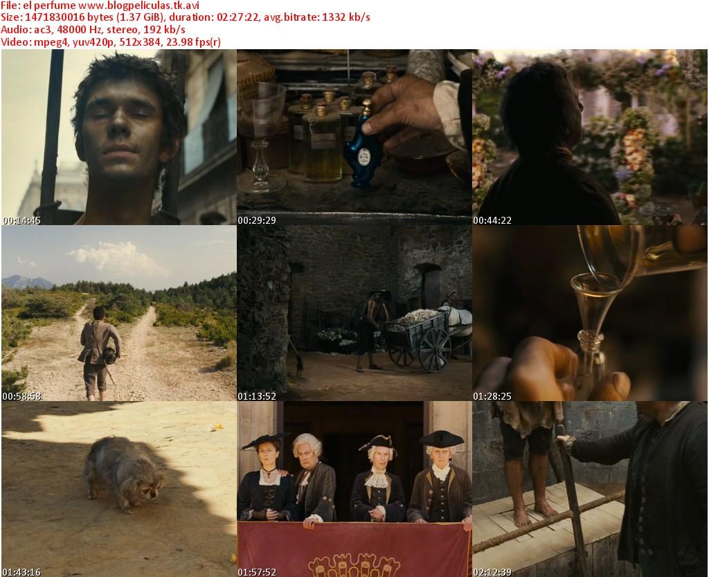el perfume historia de un asesino espa241ol latino dvdrip