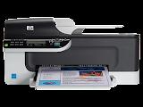 HP Officejet j4580 All-in-One Drucker Treiber Download