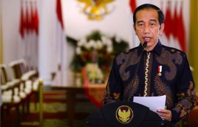 Front Anti Komunis: Jokowi Tak Bisa Saingi Habib Rizieq, Dijemput Jutaan Orang Berjalan Kaki